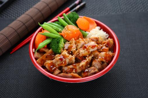 Broccoli「Chicken Teriyaki Bowl」:スマホ壁紙(5)
