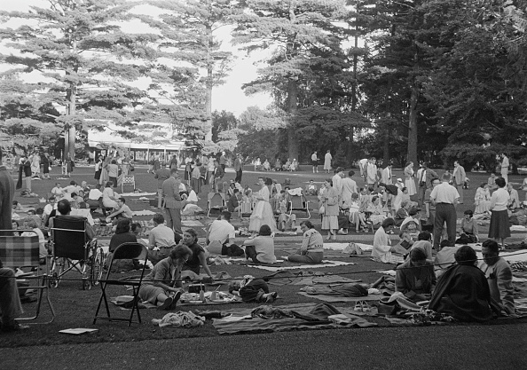 Recreational Pursuit「Music Lovers At Tanglewood」:写真・画像(0)[壁紙.com]