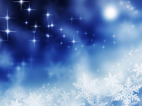 Star - Space「winter magic night」:スマホ壁紙(19)