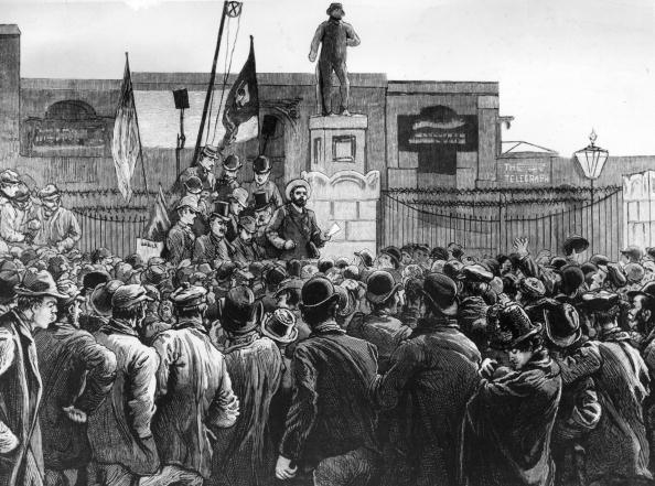 Manual Worker「Dockers Strike」:写真・画像(4)[壁紙.com]