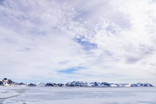 Pack Ice「Spitsbergen landscape」:スマホ壁紙(6)