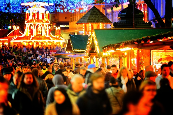 Birmingham - England「An Alternative View Of Birmingham's Christmas Market」:写真・画像(13)[壁紙.com]
