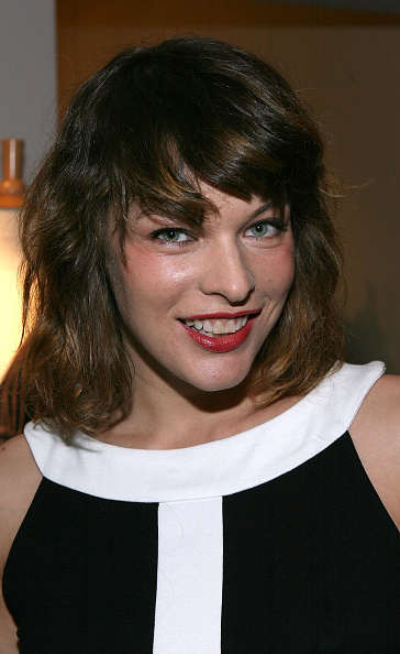 Penthouse「Milla Jovovich Hosts A Presentation of Jovovich-Hawk For MNG Collection」:写真・画像(16)[壁紙.com]