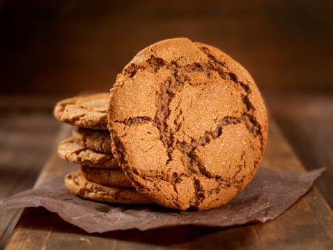 Crunchy「Ginger Snap Cookies」:スマホ壁紙(2)