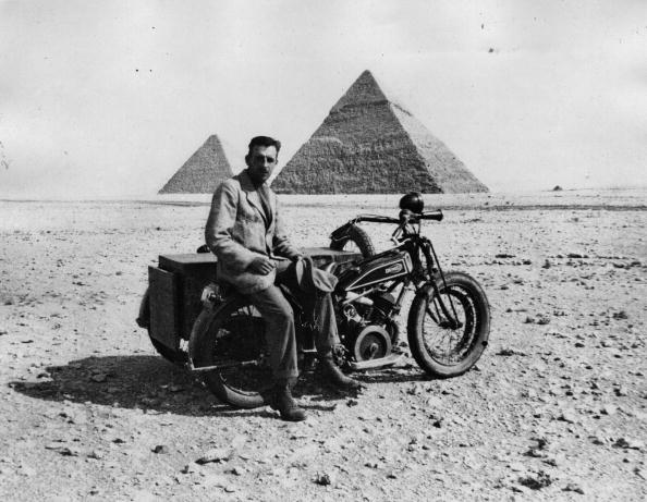Exploration「Motorbike Traveller」:写真・画像(5)[壁紙.com]