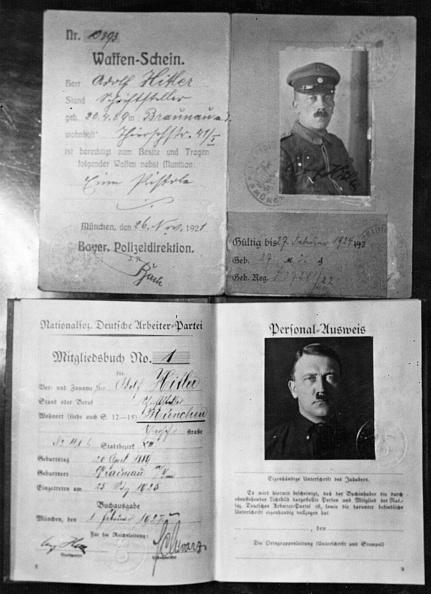 1920-1929「Hitler's Papers」:写真・画像(15)[壁紙.com]