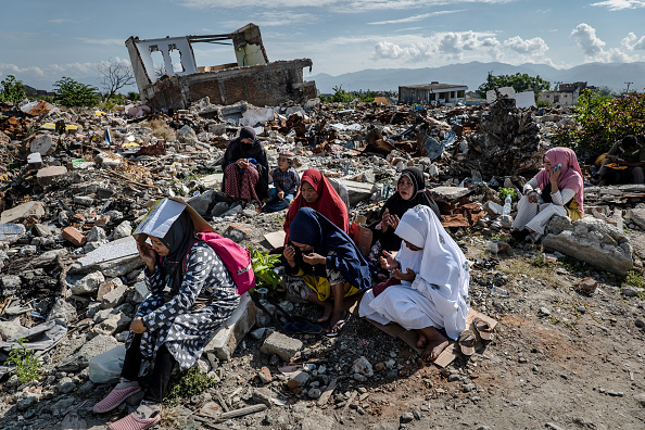Natural Disaster「Indonesians Mark One Year Since The Palu Earthquake」:写真・画像(5)[壁紙.com]