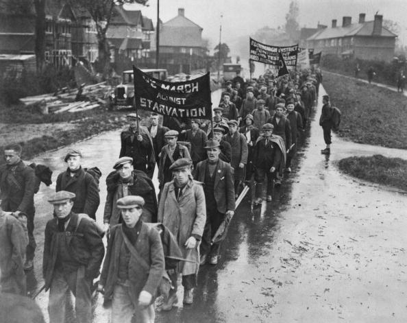 1930-1939「Hunger March」:写真・画像(6)[壁紙.com]