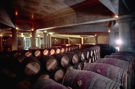 Nouvelle-Aquitaine「Bordeaux Wine Cellar」:スマホ壁紙(13)
