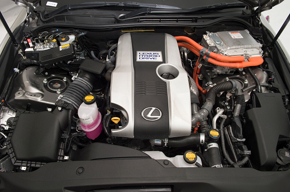Engine「2014 Lexus Is300 Hybrid.」:写真・画像(15)[壁紙.com]