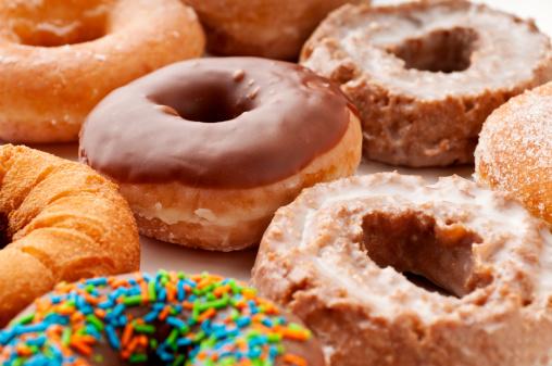 Doughnut「Donuts」:スマホ壁紙(10)