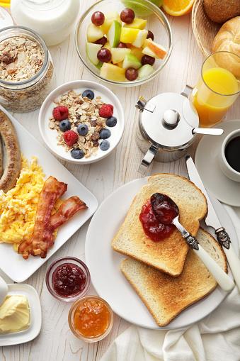 Bacon「Breakfast: Breakfast Table Still Life」:スマホ壁紙(16)