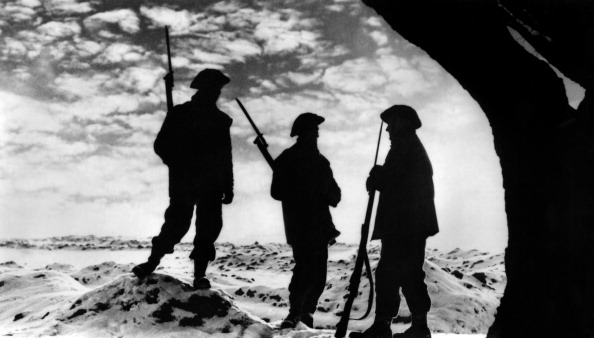British Culture「World War 2: Sunset on the Western Front」:写真・画像(16)[壁紙.com]