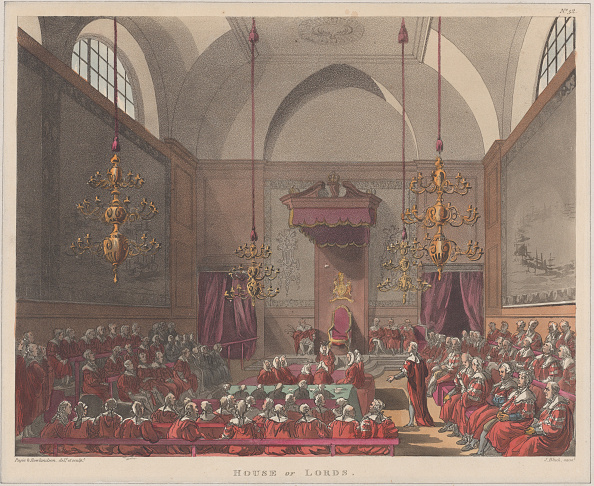 Central London「House Of Lords」:写真・画像(17)[壁紙.com]