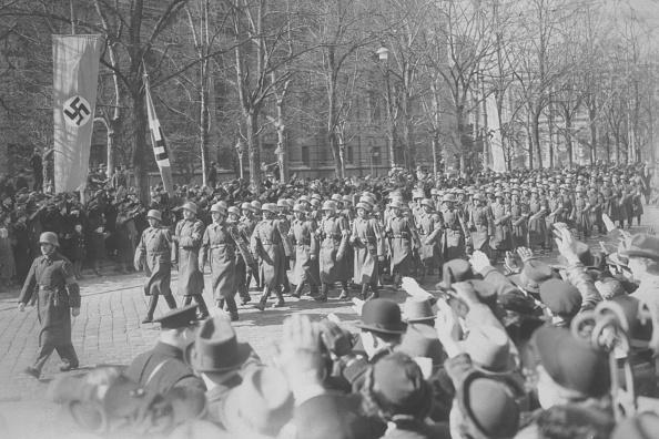 Austria「Nazis Enter Vienna」:写真・画像(15)[壁紙.com]