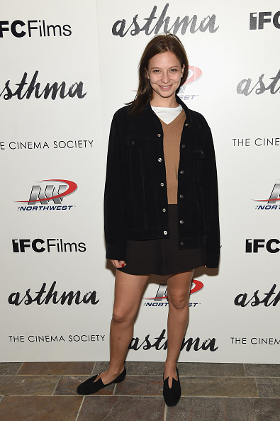 "Annabelle Dexter Jones「The Cinema Society And Northwest Host A screening Of IFC Films' ""Asthma"" -Arrivals」:写真・画像(7)[壁紙.com]"