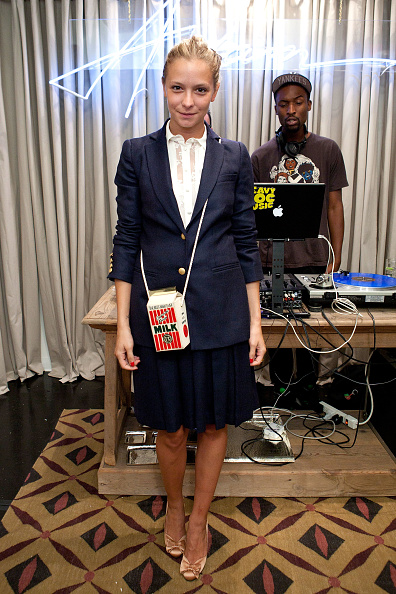Annabelle Dexter Jones「ADAM New Store Opening And Fashion's Night Out Party」:写真・画像(10)[壁紙.com]