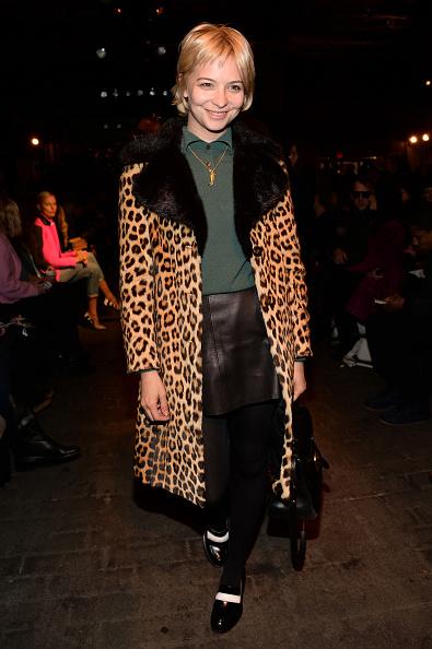 Annabelle Dexter-Jones「Rag & Bone Women's FW 2014 Show」:写真・画像(2)[壁紙.com]