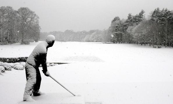 Scenics - Nature「Heavy snow falls across UK」:写真・画像(7)[壁紙.com]