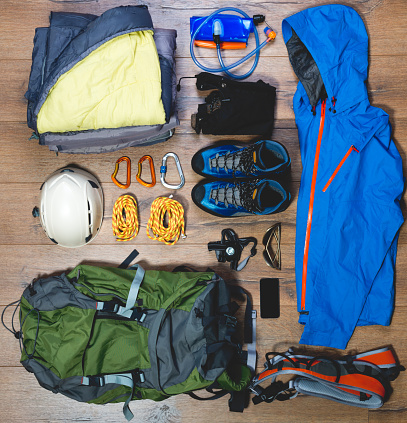 Mountain Climbing「Mountain climbing gear」:スマホ壁紙(7)