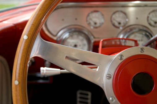 Hot Rod Car「fabulous 50s」:スマホ壁紙(14)