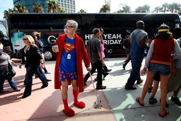Action Movie「Comic Con Fans Attend The Annual Convention In San Diego」:写真・画像(6)[壁紙.com]