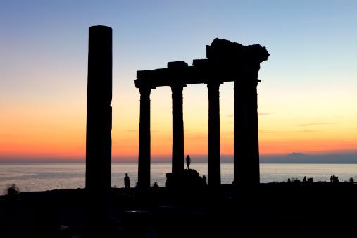 God「Apollo Temple」:スマホ壁紙(8)