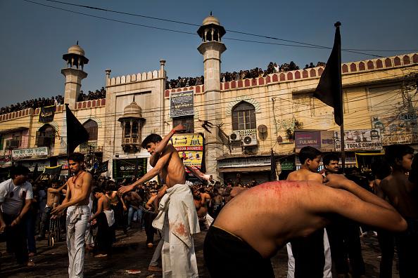 Celebration Event「Muslims Mark Ashura In Delhi」:写真・画像(0)[壁紙.com]