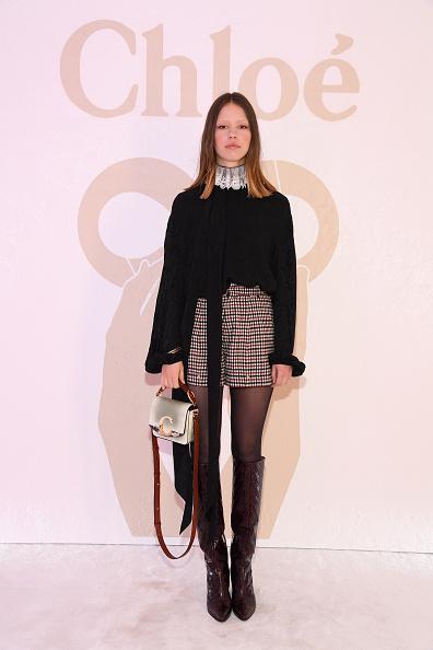 Shorts「Chloe : Front Row - Paris Fashion Week Womenswear Fall/Winter 2019/2020」:写真・画像(18)[壁紙.com]