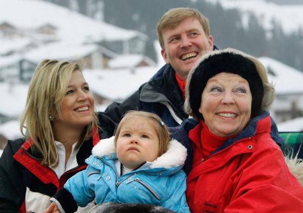 Dutch Royalty「Dutch Royal Family Enjoy Winter Holiday」:写真・画像(5)[壁紙.com]