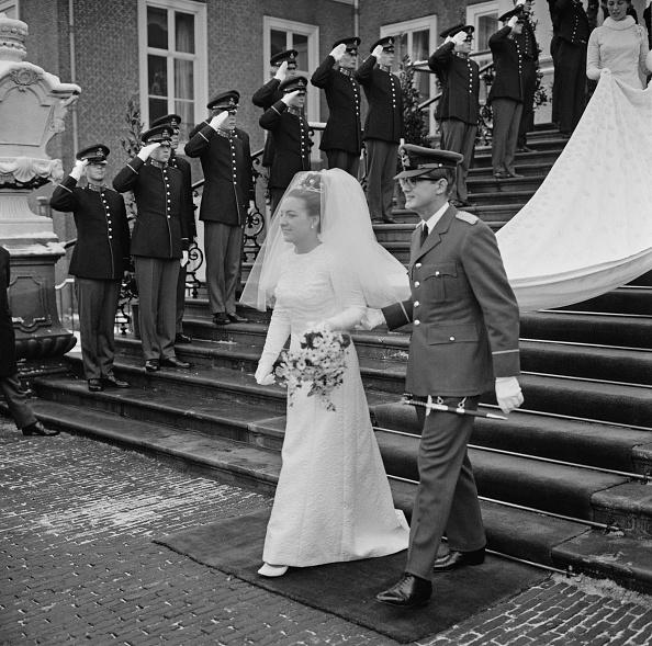 Bouquet「Princess Margriet Marries Pieter Van Vollenhoven」:写真・画像(16)[壁紙.com]