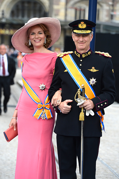 Purse「Inauguration Of King Willem Alexander As Queen Beatrix Of The Netherlands Abdicates」:写真・画像(15)[壁紙.com]