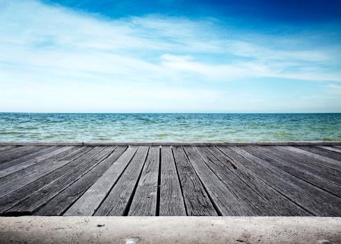 Pier「Ocean Pier」:スマホ壁紙(2)