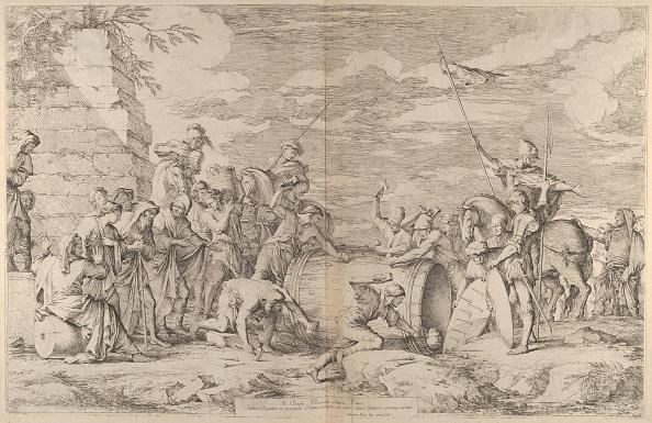 Horror「The Death Of Marcus Atilius Regulus」:写真・画像(2)[壁紙.com]