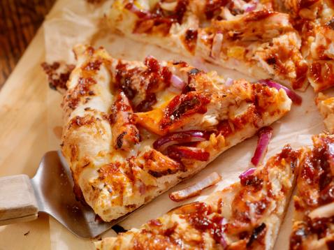 Barbecue Chicken「BBQ Chicken Pizza」:スマホ壁紙(13)