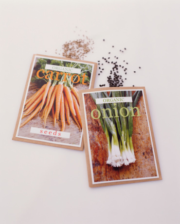 Seed「Onion and carrot seed packets」:スマホ壁紙(10)