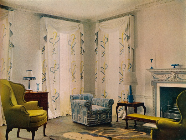 Furniture「Morning Room In The House Of Mr Vestey At 9 Templewood Avenue, Hampstead, London, 1932.」:写真・画像(7)[壁紙.com]