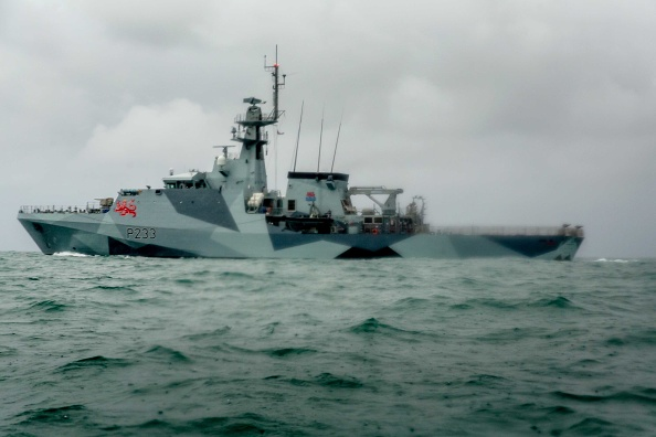 Fisherman「French Fishing Boats Blockade Jersey Harbour In Fishing Rights Row」:写真・画像(19)[壁紙.com]