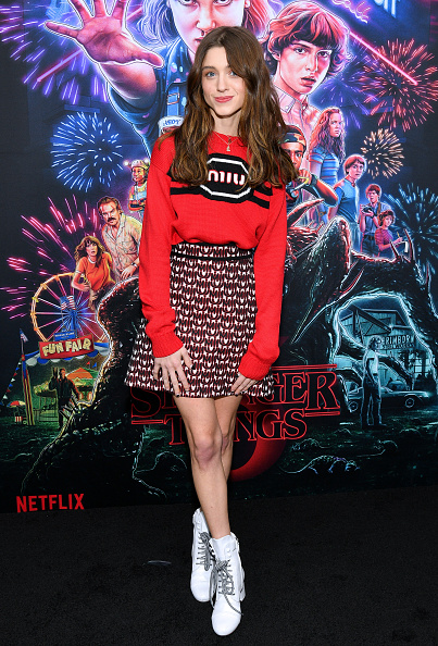 """Mini Skirt「""""Stranger Things"""" Season 3 New York Screening」:写真・画像(19)[壁紙.com]"""