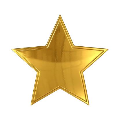 Star - Space「Gold Star」:スマホ壁紙(8)