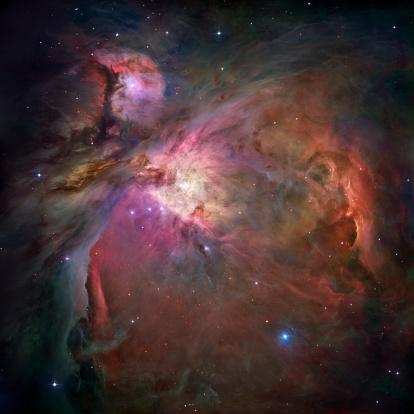 Nebula「Orion Nebula」:スマホ壁紙(14)