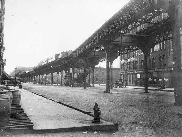 1890-1899「Elevated Railway」:写真・画像(19)[壁紙.com]