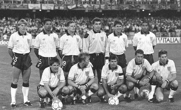 1990-1999「1990 England football team」:写真・画像(13)[壁紙.com]