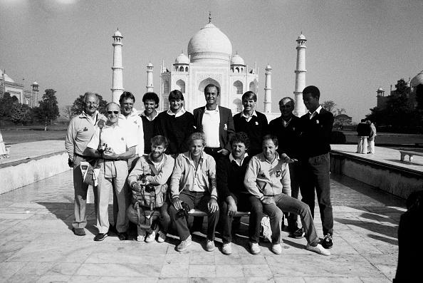 David Paul Morris「England Cricket Team In India」:写真・画像(0)[壁紙.com]