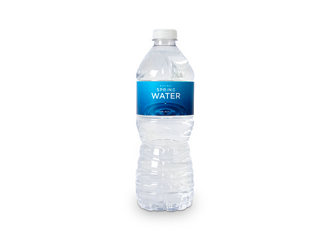 Cut Out「Bottle of Spring Water (fictitious)」:スマホ壁紙(11)