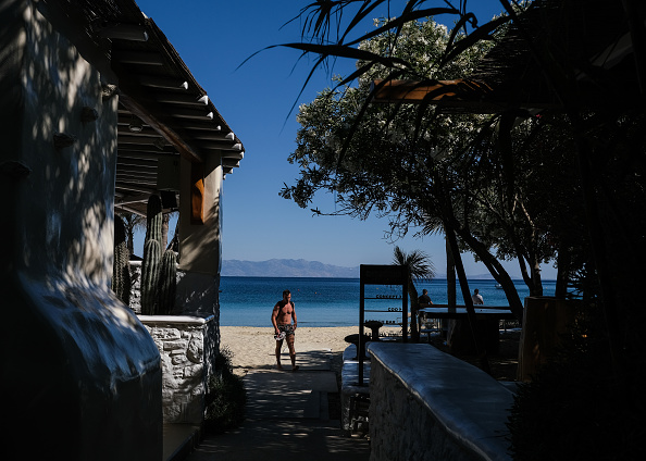 Greece「Mykonos Hopes To Save Its Tourist Season As Greece Eases Travel Restrictions」:写真・画像(13)[壁紙.com]