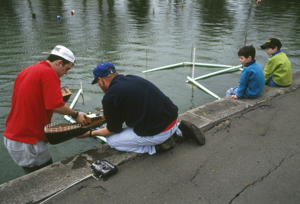Recreational Pursuit「Boats In The Park」:写真・画像(11)[壁紙.com]