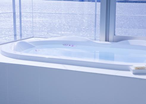 Steam「Bathtub」:スマホ壁紙(6)