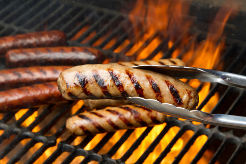 Sausage「Grilling Brats」:スマホ壁紙(15)