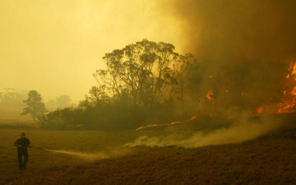 Heat - Temperature「Australia Threatened by Climate Change Outlook」:写真・画像(1)[壁紙.com]